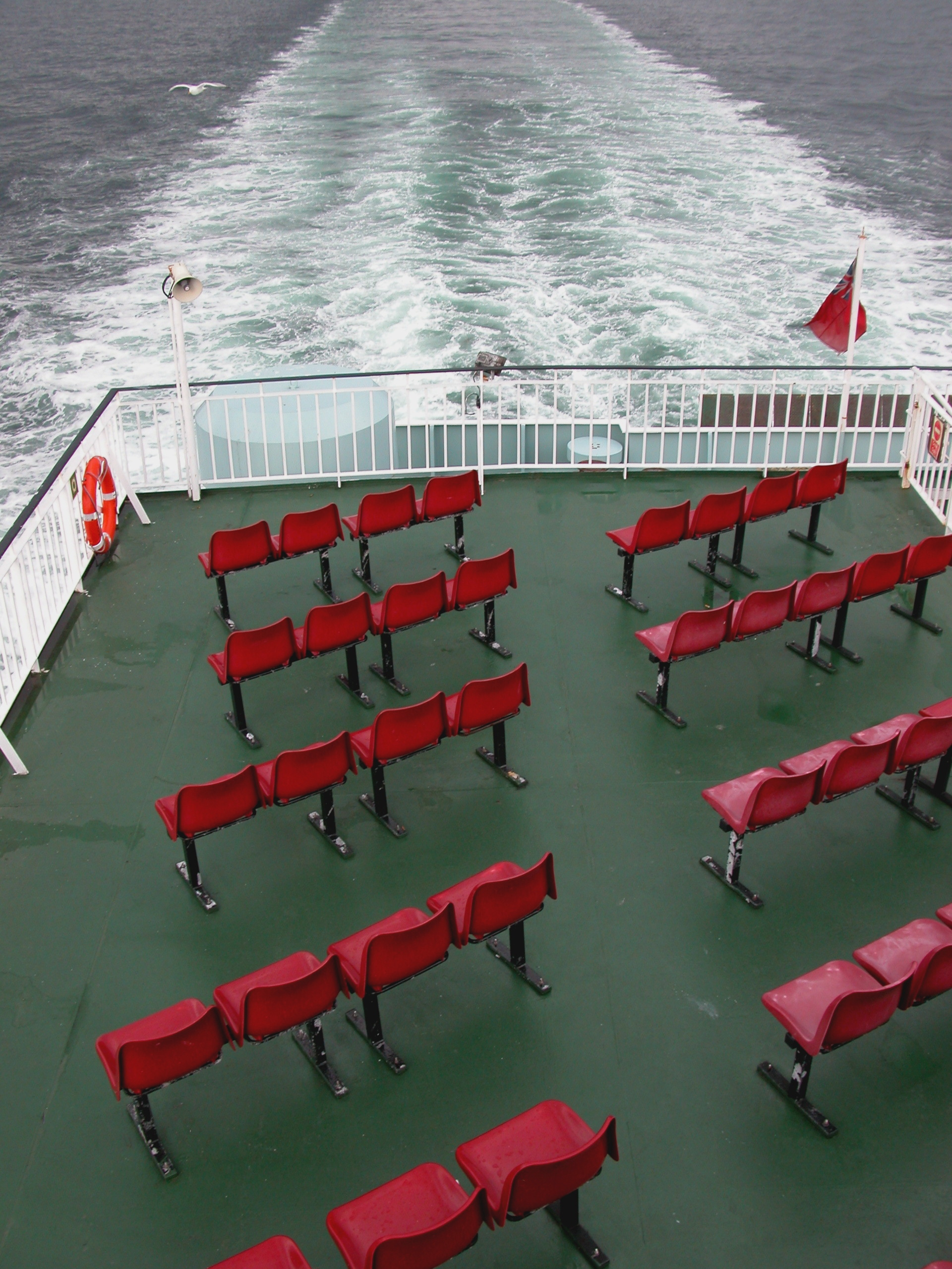 Ferry to Brodick