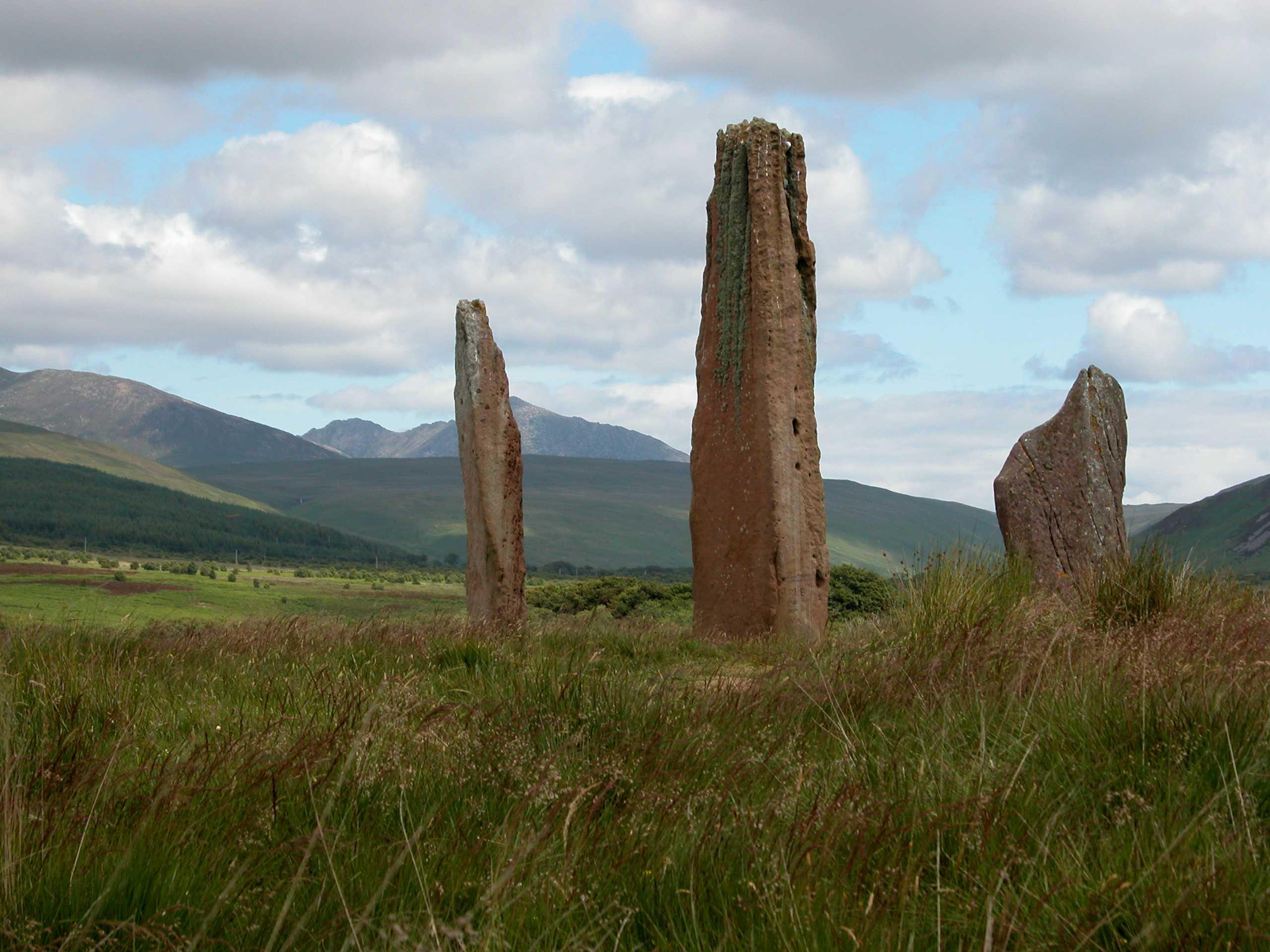 Macchrie Stones