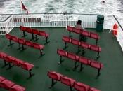 Heysham Ferry aftdeck