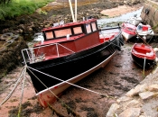 Brodick Bay Low Tide