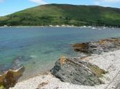 Lochranza Bay