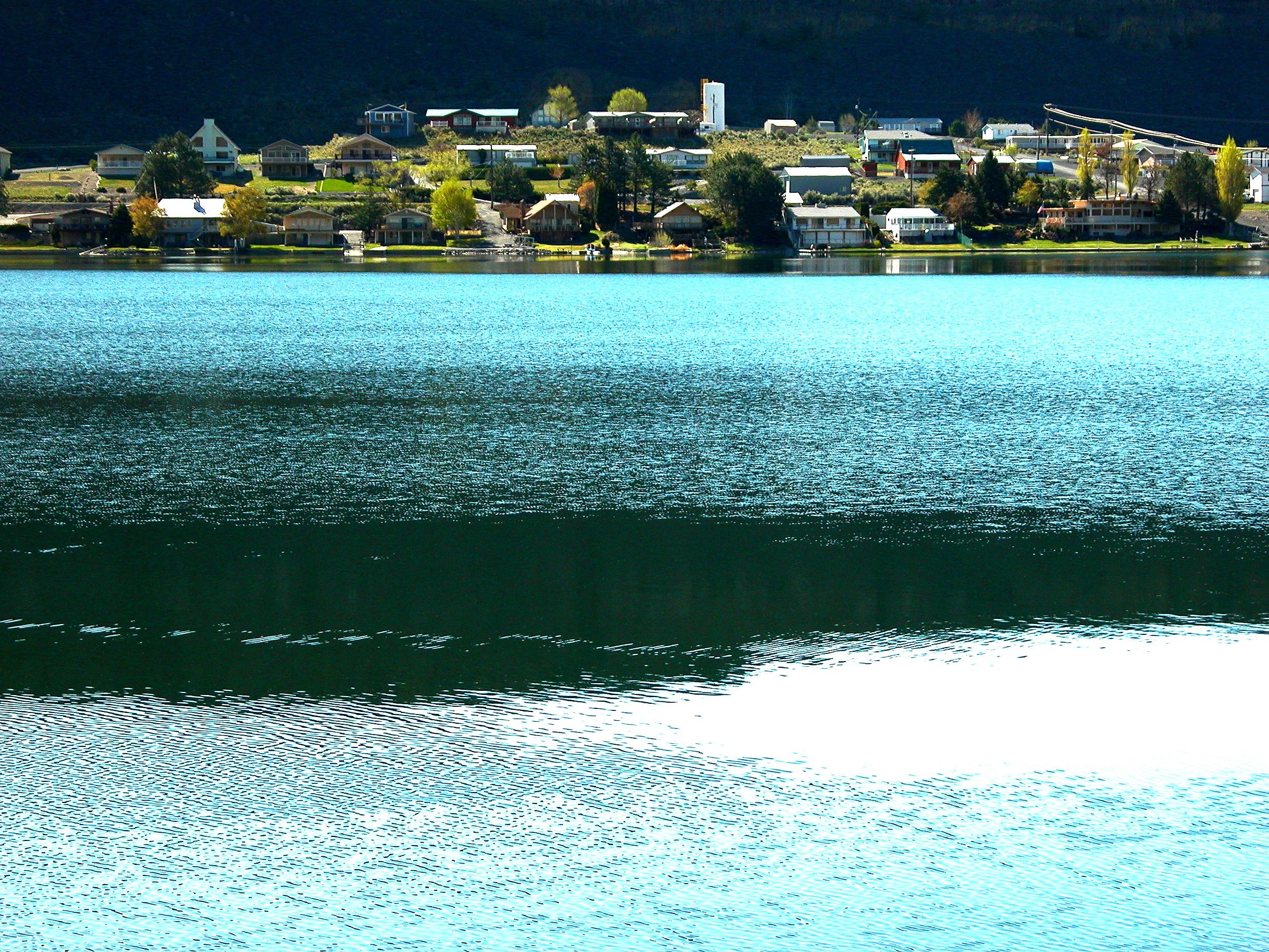 Blue Lake, WA