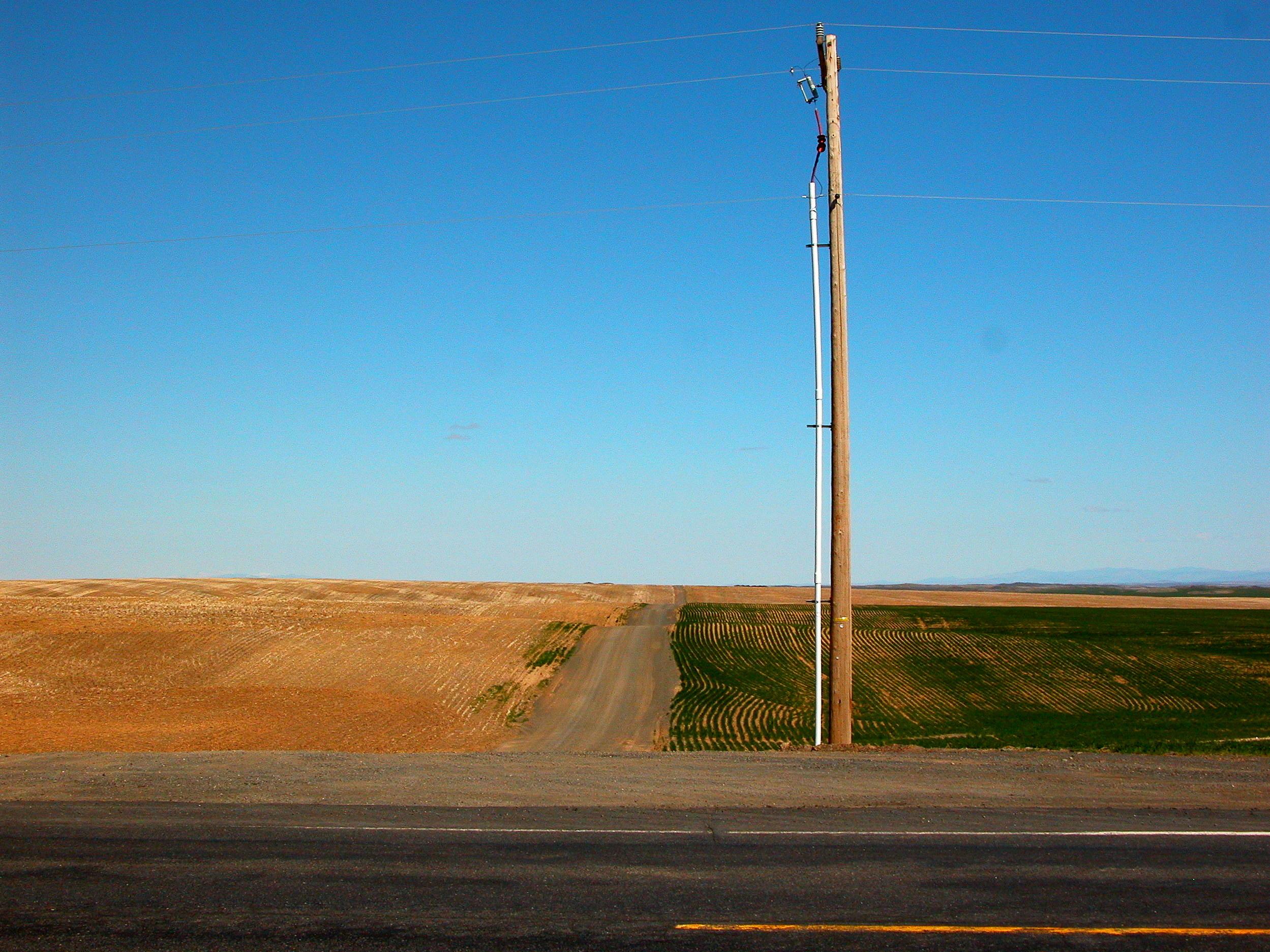 Highland School Road, US2, WA
