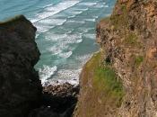 Bedruthan Beach, Trenance, Cornwall