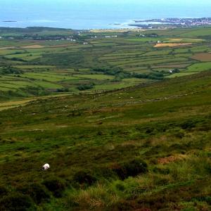 View to Ballagawne