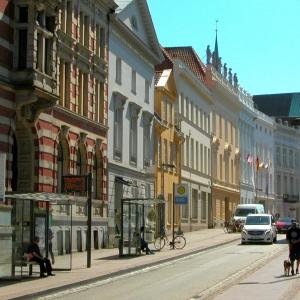 Konigstrasse, Lübeck