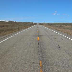 US 89 north of Wilsall