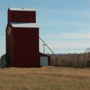 Clyde Grain Elevator