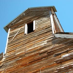 Barn, Wilsall, Montana