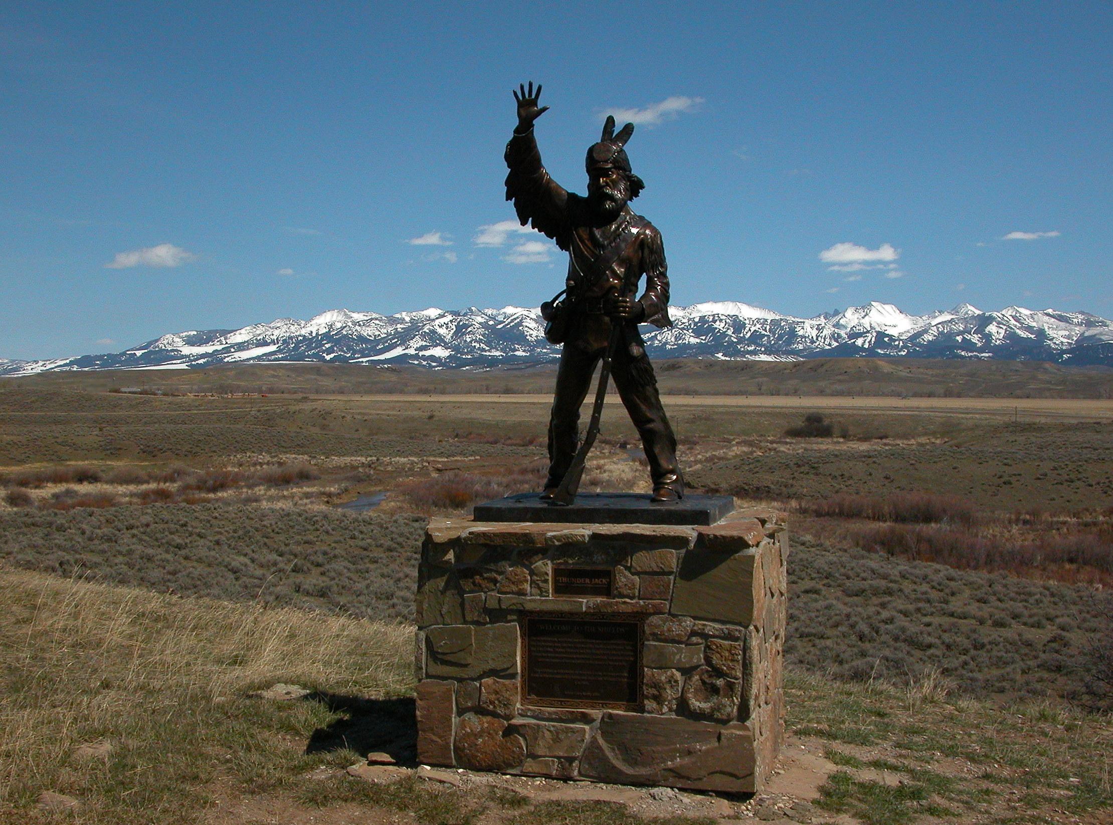 'Thunder Jack', Shields Valley, Wilsall, Montana