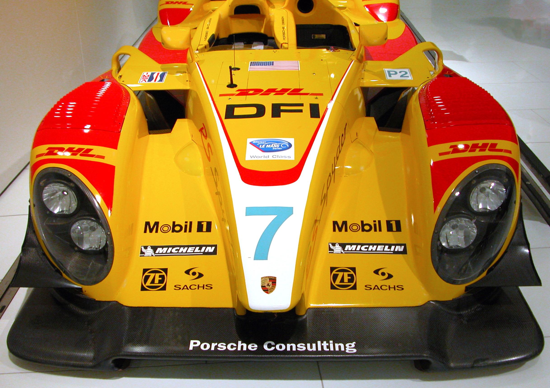 RS Spyder Le Mans Prototypes