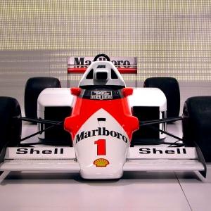 McLaren TAG MP 4/2 C (1986)