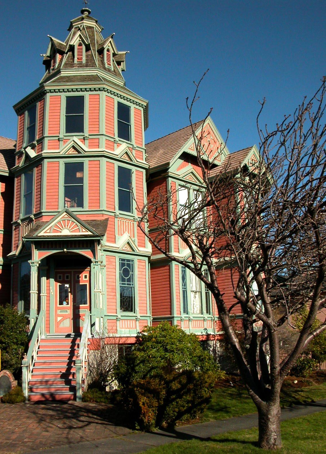 Anne Starrett Mansion