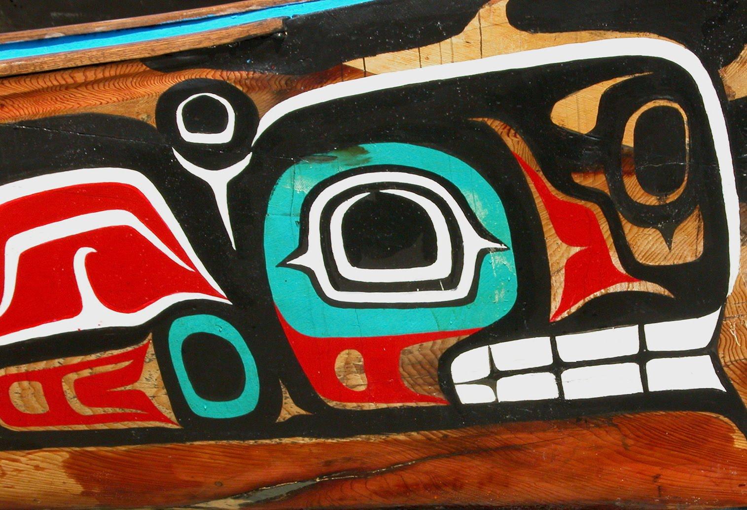 Indian Canoe, Fort Worden