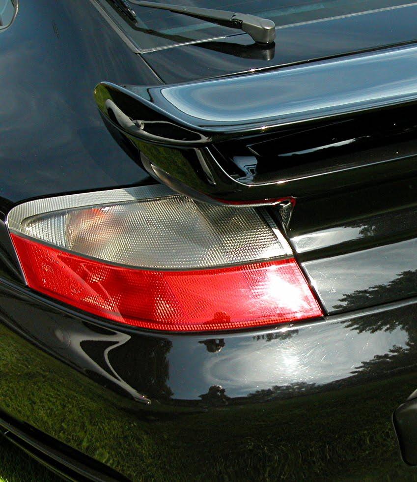 Porsche Taillight