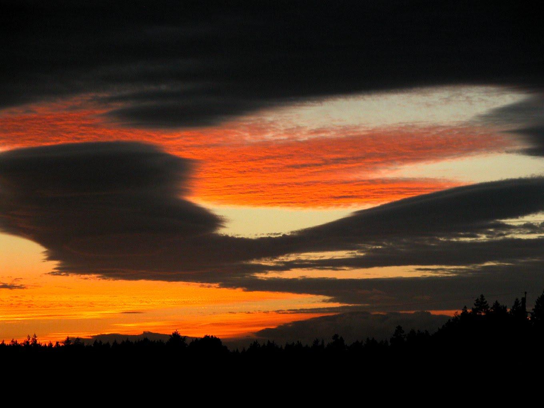 Sunset, Port Townsend, WA