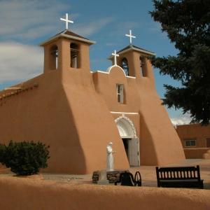 St Francis de Asis