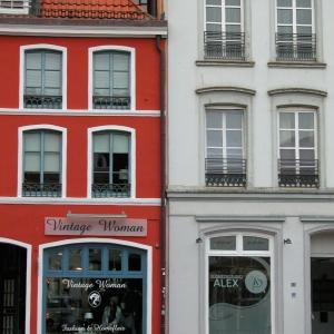 Old Buildings, Fischmarkt