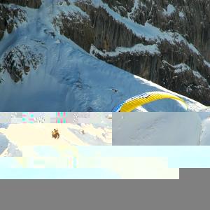 Paraglider, Mt Pilatus