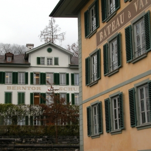 Bateau à Vapeur, Thun, Switzerland