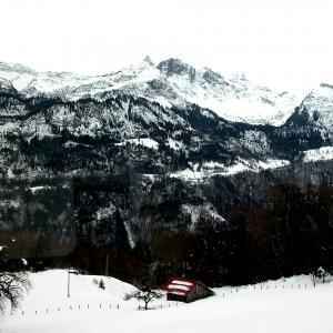 Montreux-Zweissimenn Route