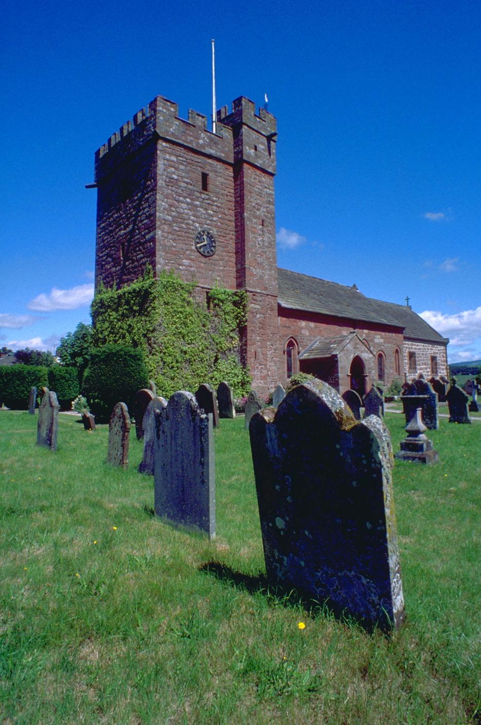 St Cuthbert's, Great Salkeld