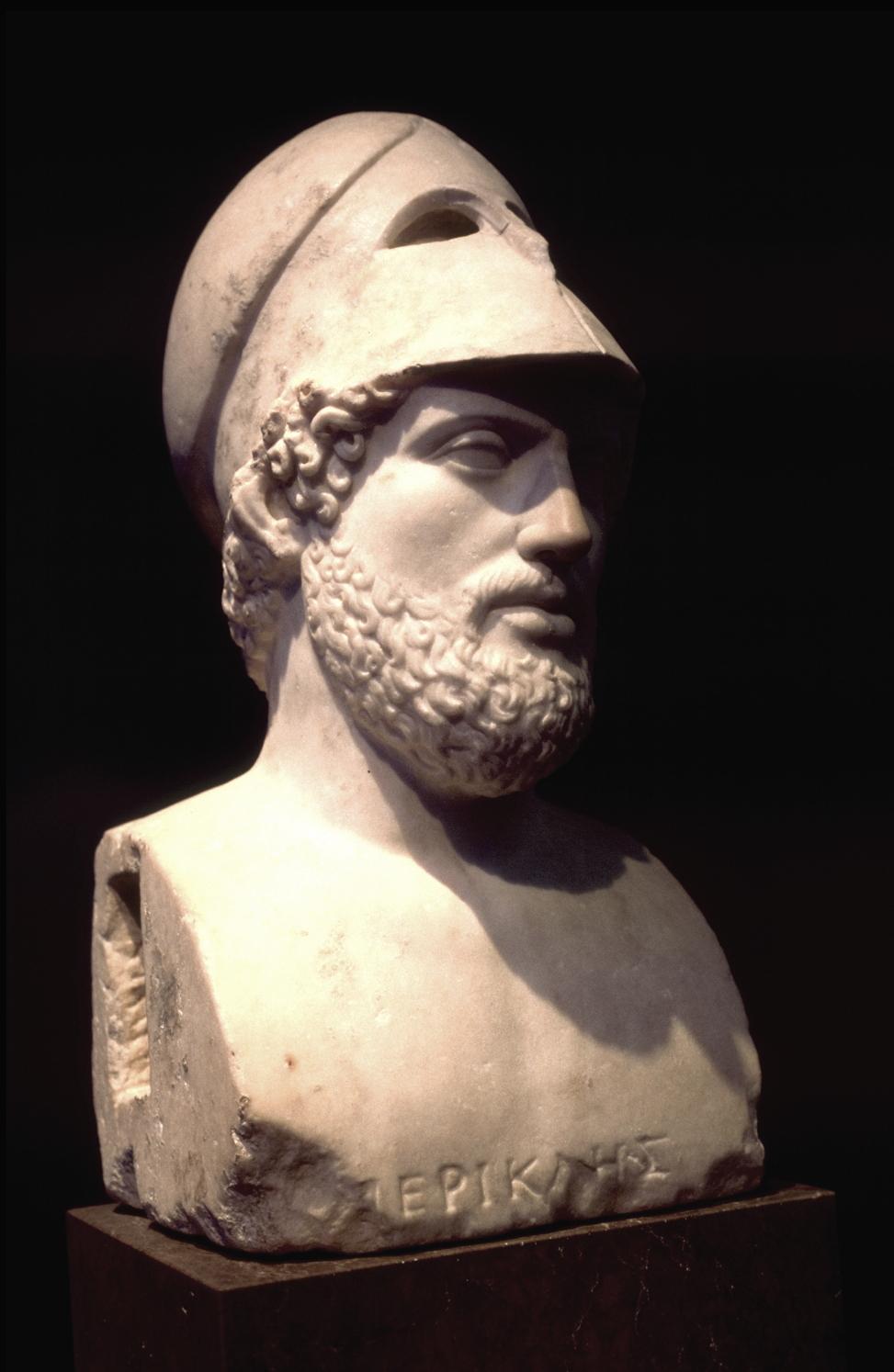 Pericles, British Museum