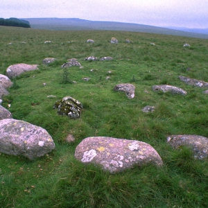 Oddendale Stone Circle