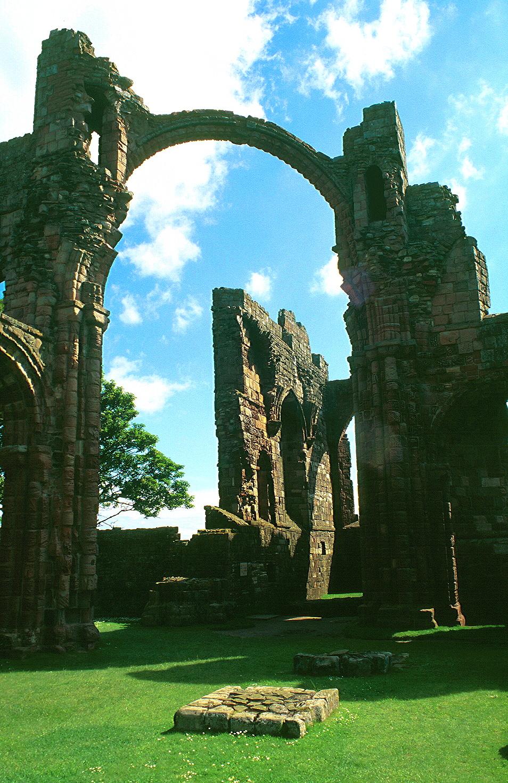 Lindesfarne Priory