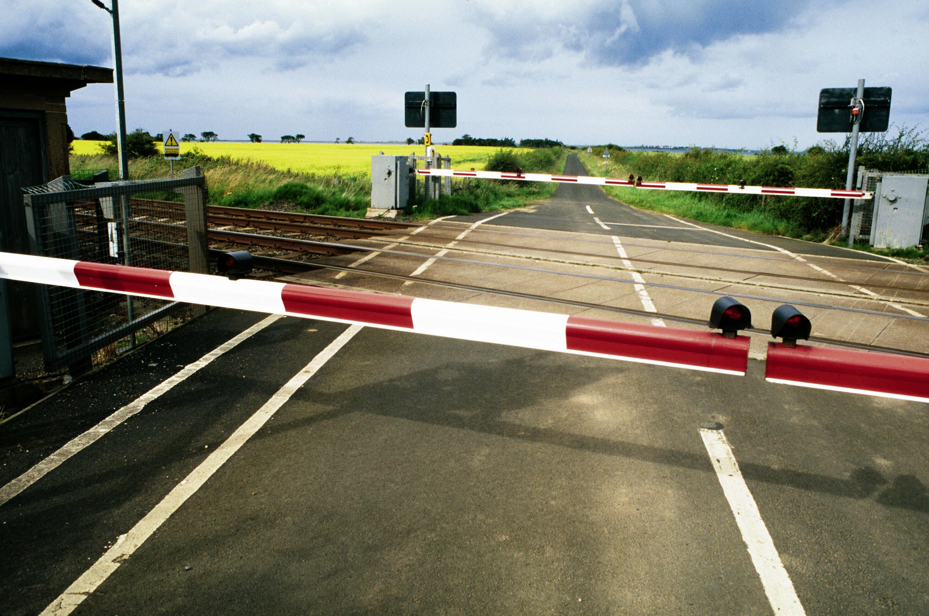 Fenham Low Moor Crossing