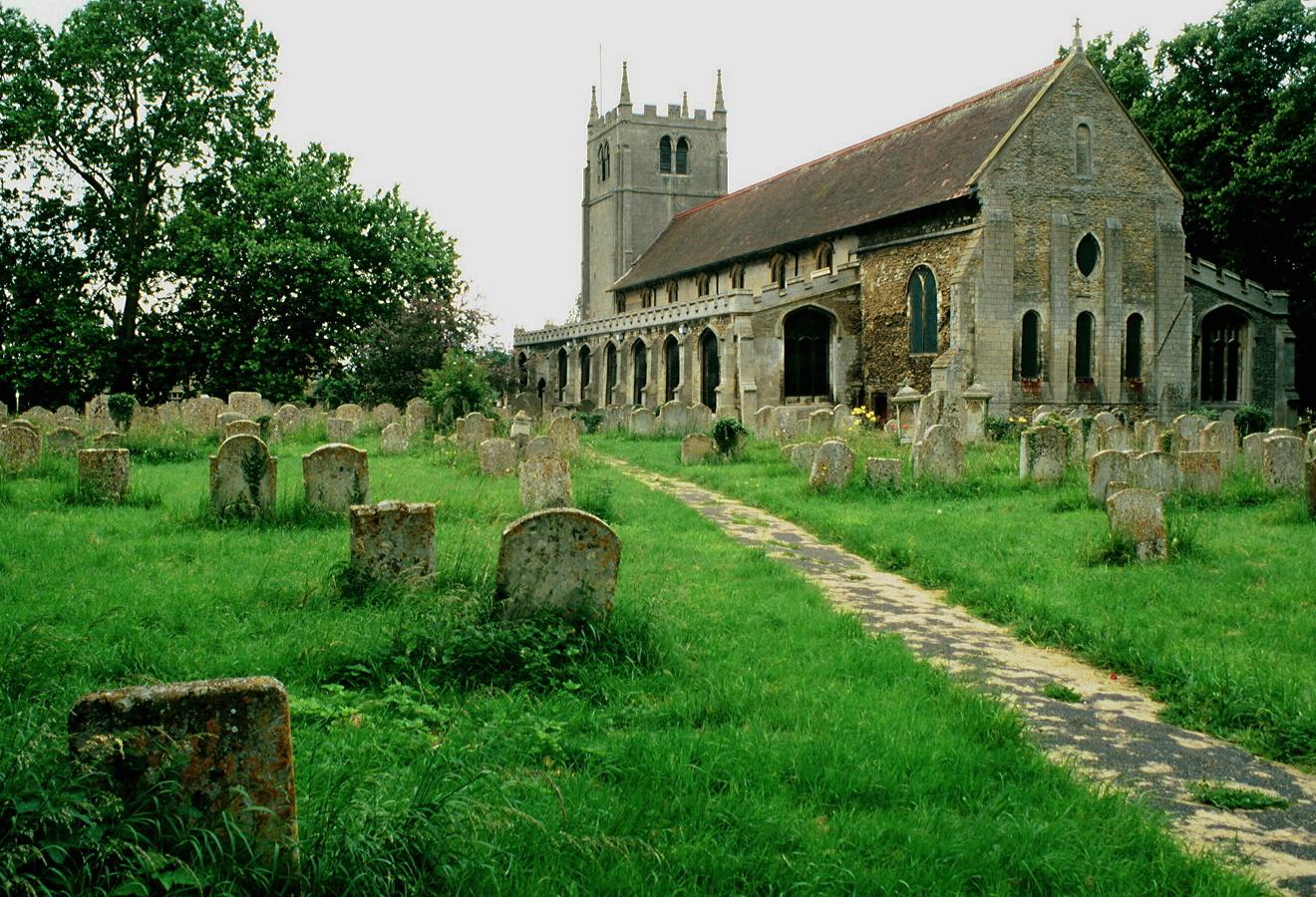 St Thomas à Becket, Ramsey