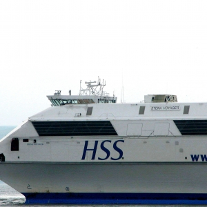 Fast Ferry, Stanraer