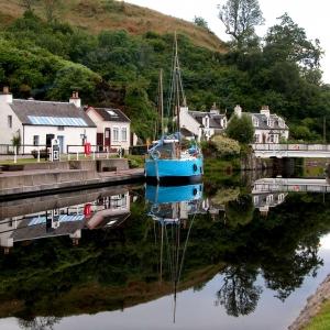 Bellanoch, Crinan Canal