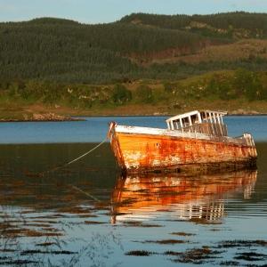 Derelict, Loch Craignish