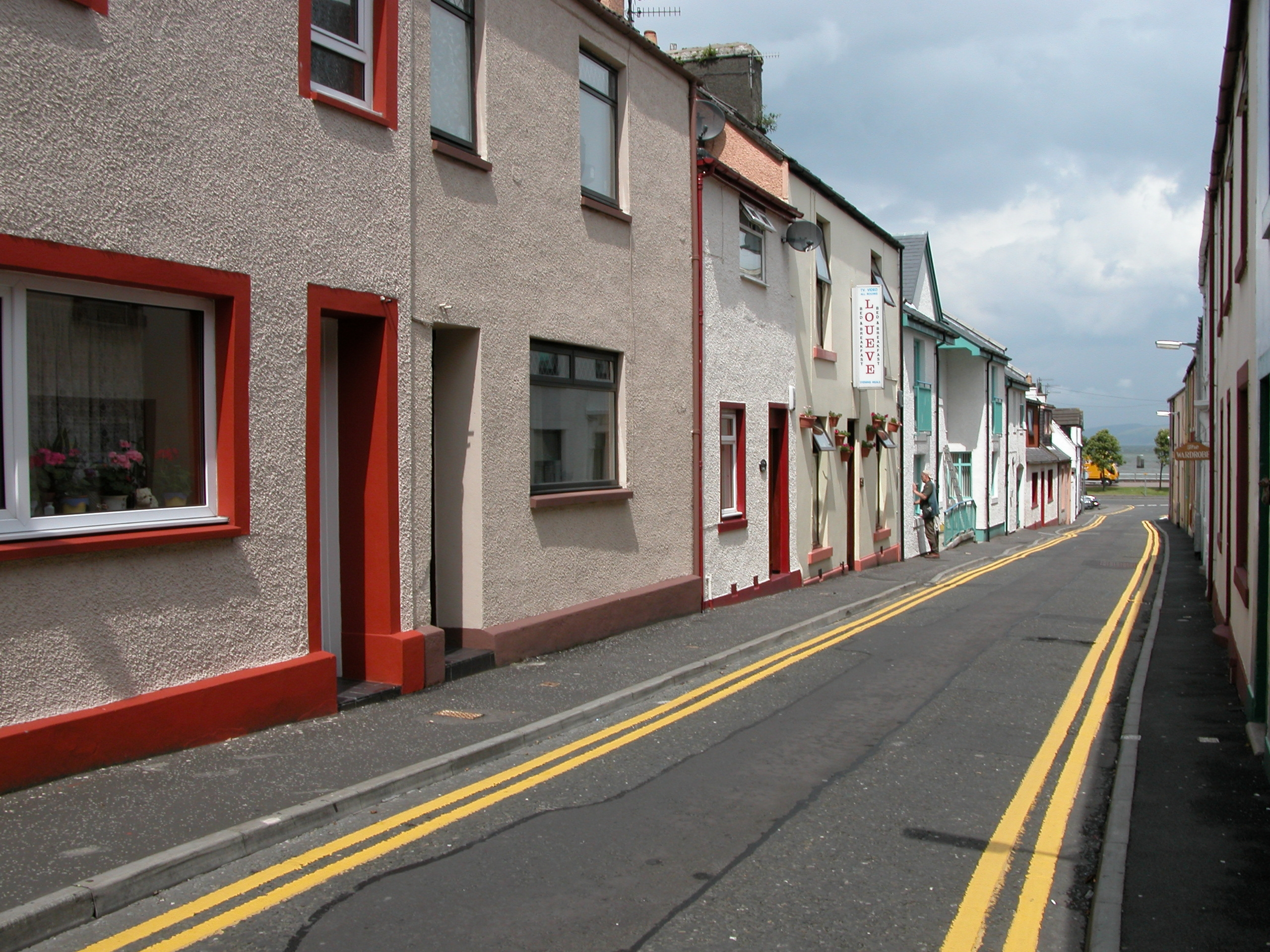 Prince Street, Stranraer