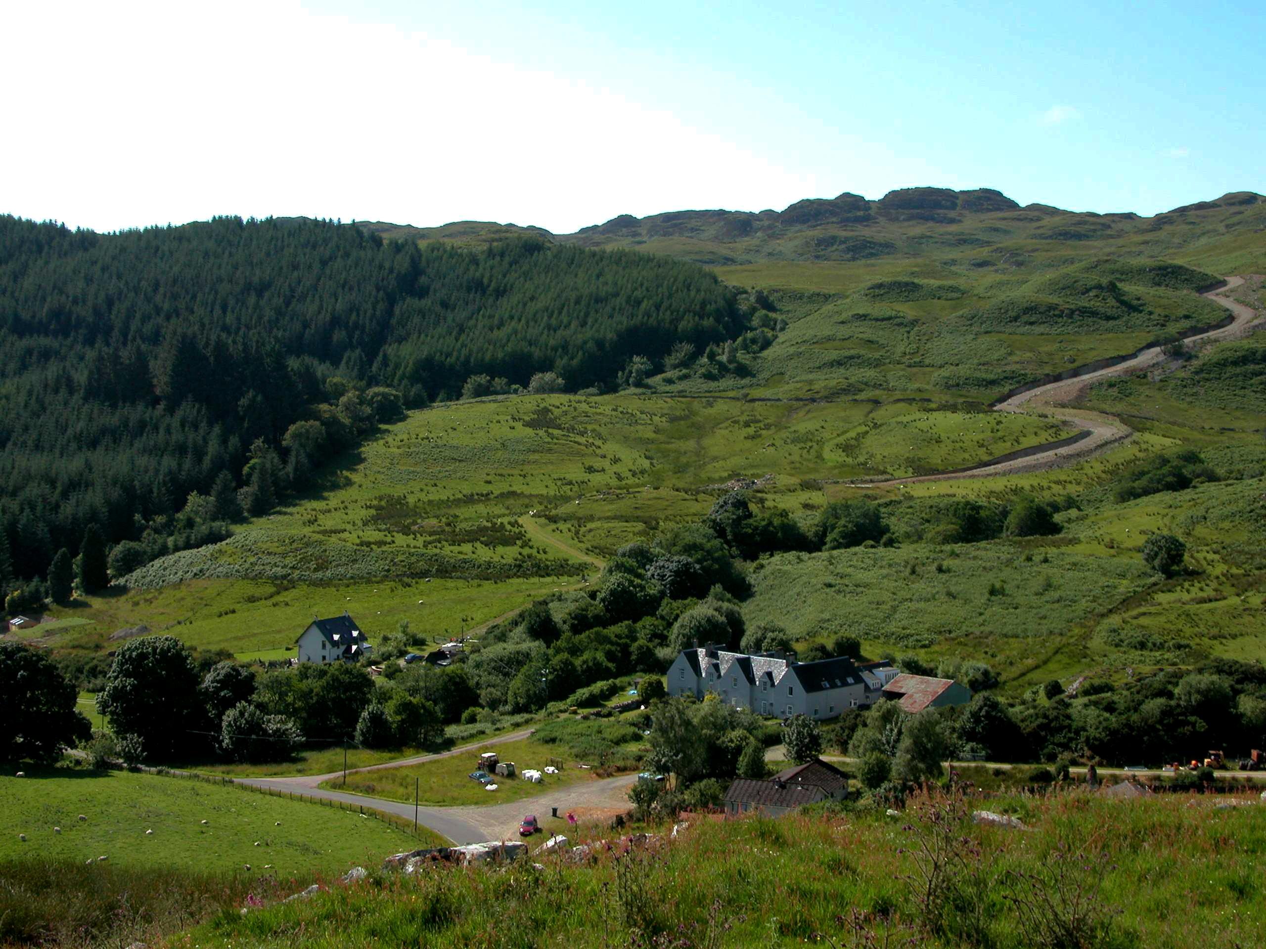 Torran Farm, Loch Awe