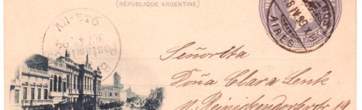 Swiss Made Cancelers Used in Latin America 1881-1936